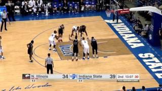 Download Indiana State vs Northern Illinois (Men's Basketball) - November 30, 2016 Video