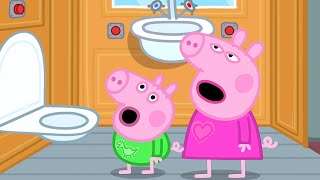 Download Peppa Pig Official Channel | Peppa Pig's Bedtime on a Train! Video