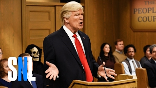Download Trump People's Court - SNL Video
