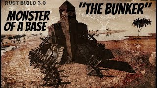 Download Rust Build 3.0   The Bunker   Tips and Tricks   Rust Base Building Video