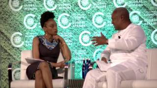 Download Fireside Chat: Former President of Ghana John Dramani Mahama Video