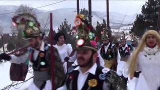 Download Momoeria, New Year's celebration in eight villages of Kozani area, West Macedonia, Greece Video