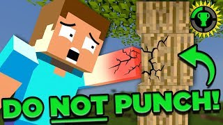 Download Game Theory: Minecraft, STOP Punching Trees! Video