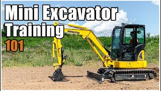 Download How to Operate a Mini-Excavator (ep. 068) Video