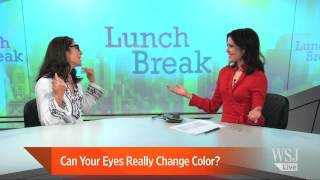 Download Can Your Eyes Change Color? Video