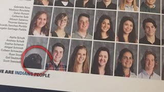 Download High School Student's Service Dog Gets His Own Photo in Yearbook Video