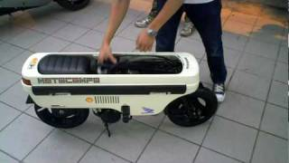 Download Motorcycle Briefcase made by Honda!!! Video