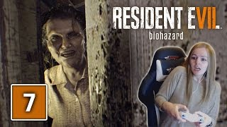 Download MARGUERITE STAY AWAY! | Resident Evil 7 Gameplay Walkthrough Part 7 Video