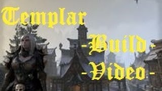 Download Templar PvP Build - Legend - The Elder Scrolls Online Video