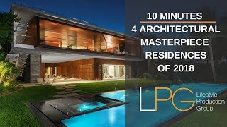 Download Stunning Miami Architectural Homes : Must-See Mega Video - Lifestyle Production Group Video