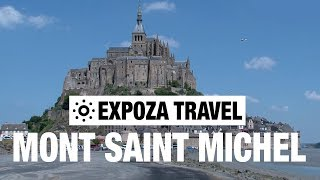 Download Mont Saint Michel (France) Vacation Travel Video Guide Video