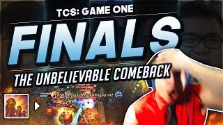 Download Shiphtur | TCS GRAND FINALS! THE GREATEST COMEBACK IN LEAGUE OF LEGENDS HISTORY! ft. MEME TEAM Video