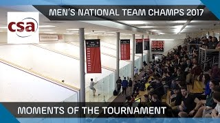 Download Squash: CSA Men's National Team Championship 2017 - Moments of the Tournament Video