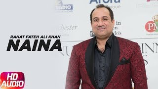 Download Naina ( Full Audio Song ) | Rahat Fateh Ali Khan | Punjabi Song Collection | Speed Records Video