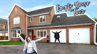 Download OUR NEW EMPTY HOUSE TOUR 2017! Video
