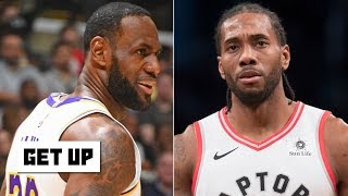 Download Kawhi-Paul George outrank LeBron-AD on Jalen Rose's top 5 NBA duos | Get Up Video