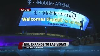 Download Las Vegas named official new home of NHL team Video