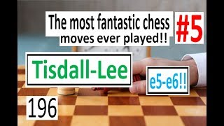 Download The most fantastic chess moves ever played! #5 Video