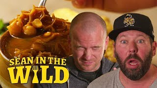 Download Bert Kreischer and Sean Evans Try Hangover Cures From Around the World | Sean in the Wild Video