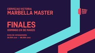 Download Finales - Cervezas Victoria Marbella Master 2019 - World Padel Tour Video