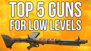 Download WW2 In Depth: Top 5 Guns For Low Levels (Call of Duty: WWII) Video