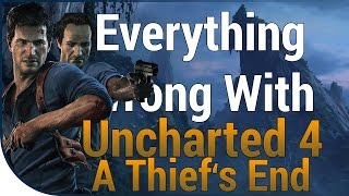 Download GAME SINS   Everything Wrong With Uncharted 4: A Thief's End Video