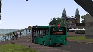 Download Omsi 2: Manly Act Three | Route 228 | Masterlite Video