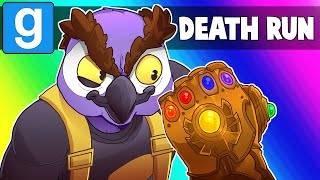 Download Gmod Death Run Funny Moments - Filming Marvel Avengers 4! Video
