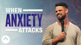 Download When Anxiety Attacks | Pastor Steven Furtick Video