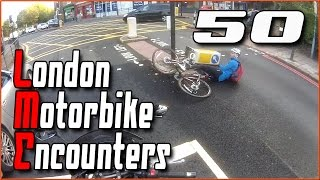 Download London Motorbike Encounters 50 - Best of the last 49 Episodes Video