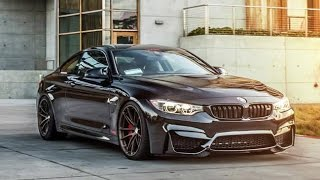 Download BMW M4 Black/ Music Deep In The Night / Video