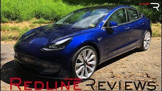 Download 2018 Tesla Model 3 Performance – Stupid Fast Electric Car Is [Finally] HERE! Video