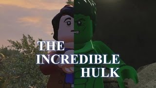 Download LEGO The Incredible Hulk - 1978 Intro Fan Made Video