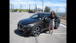 Download 2018 BMW X2 Xdrive28i / M Sport X Package / 20″ wheels / BMW Review Video