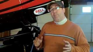 Download Sprint Car Crash Safety video Butlerbuilt Seats Video