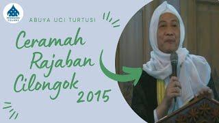 Download Ceramah Abuya Uci Turtusi - Peringatan Isra & Mi'raj 2015 Video