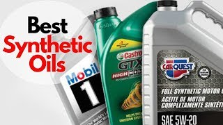 Download 10 Best Synthetic Oils 2017 | Top Ten Best Synthetic Car Oils In 2017 #SyntheticOils Video