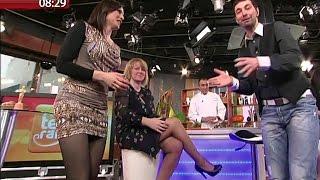 Download Adriana Polákova Beautiful Slovakian Tv Presenter 25.02.2013-2.Part Video