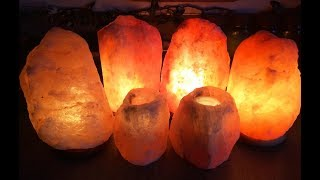 Download Himalayan Salt Lamps: Real or Fake and How I use them Video