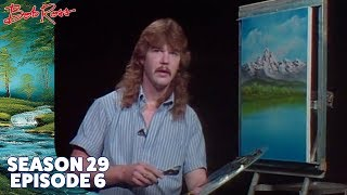 Download Bob Ross - Mountain Lake Falls (Season 29 Episode 6) Video