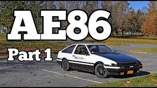 Download Regular Car Reviews: 1985 Toyota AE86 Sprinter Trueno, Part 1 Video
