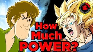 Download Film Theory: What is Ultra Shaggy's TRUE Power Level? (Scooby Doo x Dragon Ball Z meme) Video