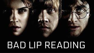 Download BAD LIP READING | HARRY POTTER AND THE PHILOSOPHER'S STONE | EPISODE 1: THE FIRST TRAIN RIDE Video