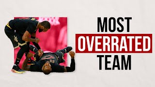 Download Why the 2016 Cleveland Cavaliers Are EXTREMELY OVERRATED | Worst Take Video