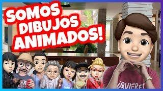 Download Daniel El Travieso - SOMOS CARICATURAS ANIMADAS!!! Video