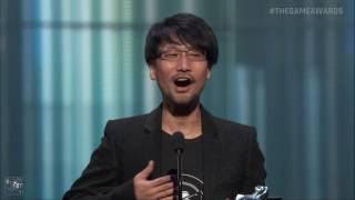 Download The Game Awards (2016) - Hideo Kojima Speech Video
