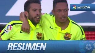 Download Resumen de UD Almería (1-2) FC Barcelona - HD Video