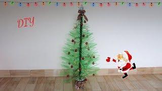 Download DIY Especial de Natal 2018 #2🎄🎅Árvore de natal feita com garrafas pet Video