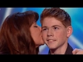 Top List Got Talent 2017 -  Mother And Son Deliver An Emotional Touching Performance