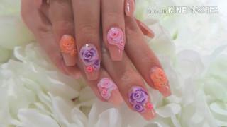 Download Spring Nails ♡ Uñas de Primavera ♡ Video